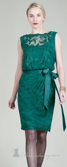 my personal favorite from Tadash Shoji collection