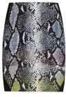 DvF Mae printed satin-paneled jersey skirt--$245 at Net-a-Porter.com