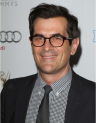 Ty Burrell shirt and tie combo