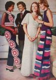 crochet ensembles from 1970s