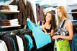 an experienced sales person, who knows how her store's clothing is sized can help you get the best fit