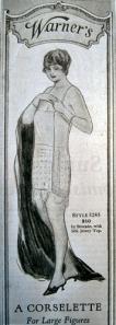 Warner's corselet
